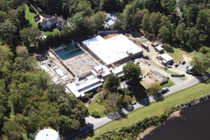 Engineering Excellence Award: Putnam Water filtration Plant Clearwell Upgrade, Greenwich, CT; Tighe & Bond; Client: Aquarion Water Company of Connecticut