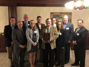 Milone & MacBroom 2018 ACEC/CT Engineering Excellence Grand Award Winning Team